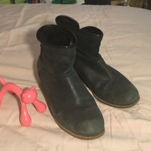 UGG ankle boots. Size US 9.